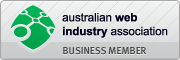 Australian Web Industry Association Business Member