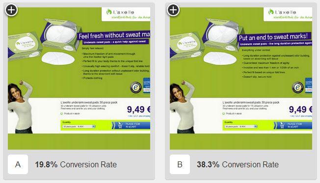Conversion Rate Optimisation - CTA